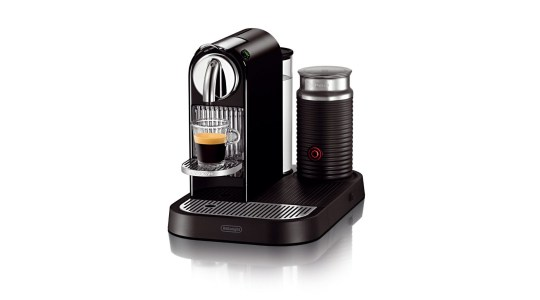 Angetestet: DeLonghi EN 265 CitiZ & Milk Nespresso-Vollautomat