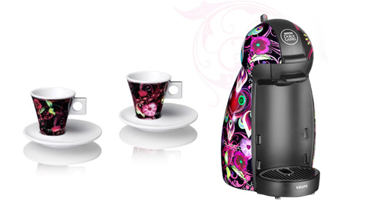 custo barcelona edition f r kaffeegenie er jetzt im dolce gusto shop bestellbar. Black Bedroom Furniture Sets. Home Design Ideas